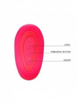 huevo vibrador punto g inalambrico pequeño rosa